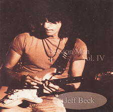 Jeff Beck- Session Man- Volume Four- 17 Beck Rarities w/ Stevie Ray, Bowie, More