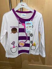 Girls BNWT Doc Mc Stuffins Long Sleeve T Shirt Size 3-4yrs RRP £9.99