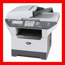 BROTHER MFC-8670DN Printer w/NEW Toner & NEW Drum -- REFURBISHED !!!