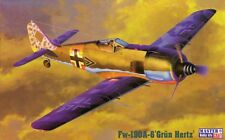 "Focke Wulf Fw 190 A-6 ""Grun Hertz » (Novotny, Lang, rudorffer) 1/72 Mastercraft"