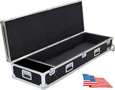 ATA Kent Custom Road Flight Case Roland VK-7 Synth Keyboard + Compartment