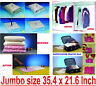 Vacuum Seal Storage Space Saver Bags, Compressed Organizer (Jumbo Size) 3 Pcs.