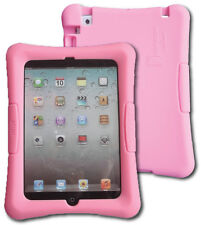 Shockproof Silicone Kid Case for iPad mini 1, 2, & 3, 7.9 inch (Pink)
