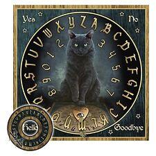 Il suo spirito Masters Voice Ouija Board 38cm Lisa Parker Nemesis Now