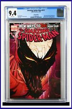 Amazing Spider-Man #571 CGC Graded 9.4 Marvel 2008 Variant Edition Comic Book
