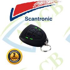 Scantronic FOB-2W-4B Two Way Fob Alarm Burglar Panel Remote