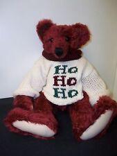"""Sandy'S Bearly Bruins - """"McDwitt"""" - Teddy Bear"""