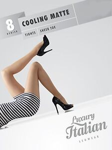 Matte Cooling Tights