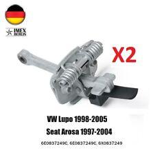 2x Türfangband für VW Lupo Seat Arosa Türfeststeller Vorne Türbremse 6E0837249C