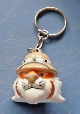TONY THE TIGER KEY-CHAIN EXXON CORP CEREAL ADVERTISING PIECE GREAT SHAPE