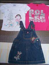 NEXT & ESPRIT T-shirt & denim skirt one pieces - sz 92