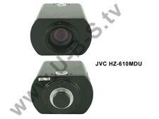JVC HZ-610MDU - Motorized Zoom Lens 6-60mm 1:1.6 C-mount