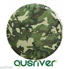 "Universal Camouflage Dust Proof Car Spare Wheel Tyre Cover 14"" 15"" 16"" 17"" Thick"