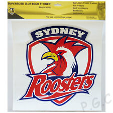NRL Sydney Roosters iTag Mega Decal Sticker