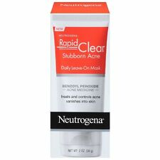 Neutrogena Rapid Clear for Stubborn Acne Daily leave-on Mask - 2 oz-exp,06/17