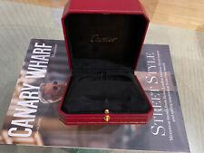 Authentic Cartier Love Bracelet Box Jewelleries