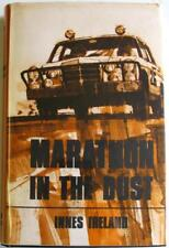 MARATHON IN THE DUST Innes Ireland ISBN:0718300726 SIGNED Biography Book