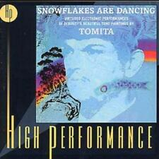 Isao Tomita : Snowflakes Are Dancing CD (2000) ***NEW***