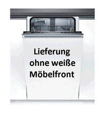Bosch SPV25CX03E Geschirrspüler 45cm Vollintegriert Spülmaschine Spüler  EEK A+