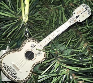 DISNEY CoCo Guitar Christmas Ornament