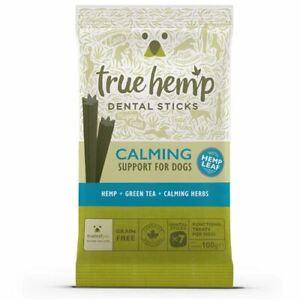 True Hemp Calming Dental Sticks For Dogs - Grain Free 7pk