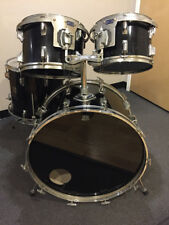TAMA 70s/80s Original Imperial Star Black 4 Pc. Drum Set Kit $499.99