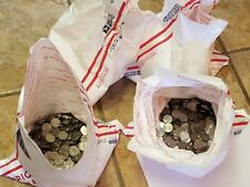 2 Bags= $200 Face Val Circulated Jefferson Nickels. Real US Coins! Copper/Nickel