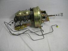 Vintage/Rare GM Brake Booster/Master Cylinder/Prop Valve (Chevelle/Cutlass/GTO)