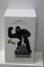 KING KONG HALLMARK ORNAMENT Movie Ape Collectible Christmas Keepsake 2010 NEW