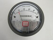 NEW DWYER 2001 MAGNEHELIC GAUGE 0-1.0 INCH WC ⅛ INCH NPT NIB