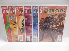 Black Hawks DC New 52 Comic Books 1-6