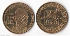 Médaille en Bronze Charles De Gaulle 1996  ( trésor du Patrimoine - 032 )