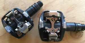 Shimano PD-M535 Clipless Bike Pedals