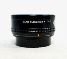 ASAHI PENTAX JAPAN T6-2X 2x Teleconverter Lens for Pentax K SLR DSLR fit