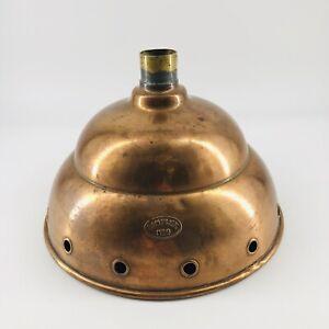 Antique Copper Simplex No 9 Laundry Posser Ponch Washing Dolly No Pole