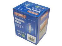 Faithfull Aluminium Rivets 4.8mm x 11mm Medium Bulk Pack of 500 FAIAR5M500
