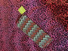 NWT Vera Bradley Iron Straightener Hair Accessories Travel 'SIERRA STEAM' Flat