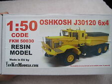 OSHKOSH Heavy Tow ballast truck 1/50 KIT fan kit models NEW