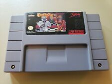 ClayFighter (Super Nintendo Entertainment System, 1993) Tested and Cleaned
