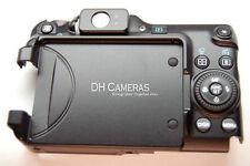 Canon PowerShot G11 Rear Cover w/ Menu PCB Flex Housing Unit Replacement Part