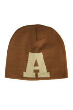 US Army Adult Unisex Brown A Beanie, One Size