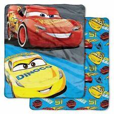 * NEW * Disney Pixar's Cars 3, Fast Partners Throw (Kayleigh & Co.)