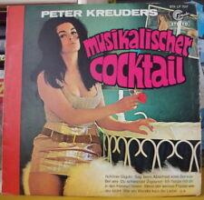 PETER KREUDERS MUSIKALISCHER COCKTAIL SEXY COVER GERMAN PRESS LP
