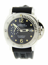 Panerai Luminor Submersible Stainless Steel Watch PAM24
