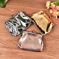 Purse PU Mirror Surface Wallet Coin Pouch Children Purse Holder Coin Wallet ZT