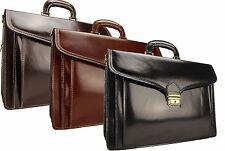 Umweltfreundliche Herren-Taschen aus Leder