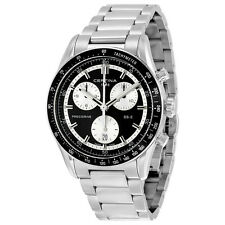 Certina DS 2  Chronograph Black Dial Stainless Steel Mens Watch