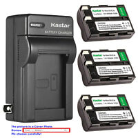 Kastar Battery AC Wall Charger for Original EN-EL3 EL3a & OEM Nikon MH-18a