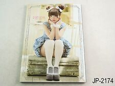 Uchida Aya 1st Photobook patina (Love Live Kotori CV) Japanese Japan US Seller
