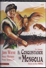 El conquistador de Mongolia (The Conqueror) (DVD Nuevo)